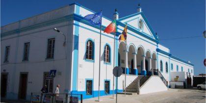 Câmara Municipal de Reguengos de Monsaraz reabriu o atendimento presencial ao público nos Paços do Concelho