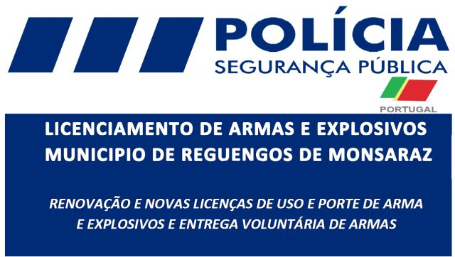 LicenciamentodearmaseexplosivosemReguengosdeMonsaraz_C_0_1592500116.