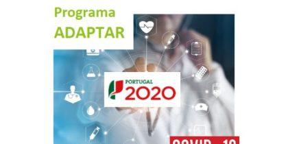 Novo Programa ADAPTAR