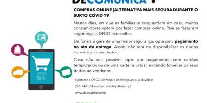 Recomendações da DECO para pagamentos online