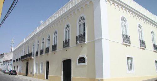 Biblioteca Municipal (Palácio Rojão)