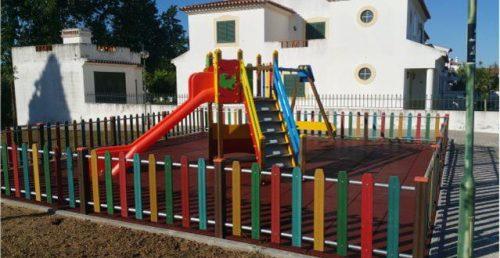 Parque Infantil da Urb. Quinta Nova