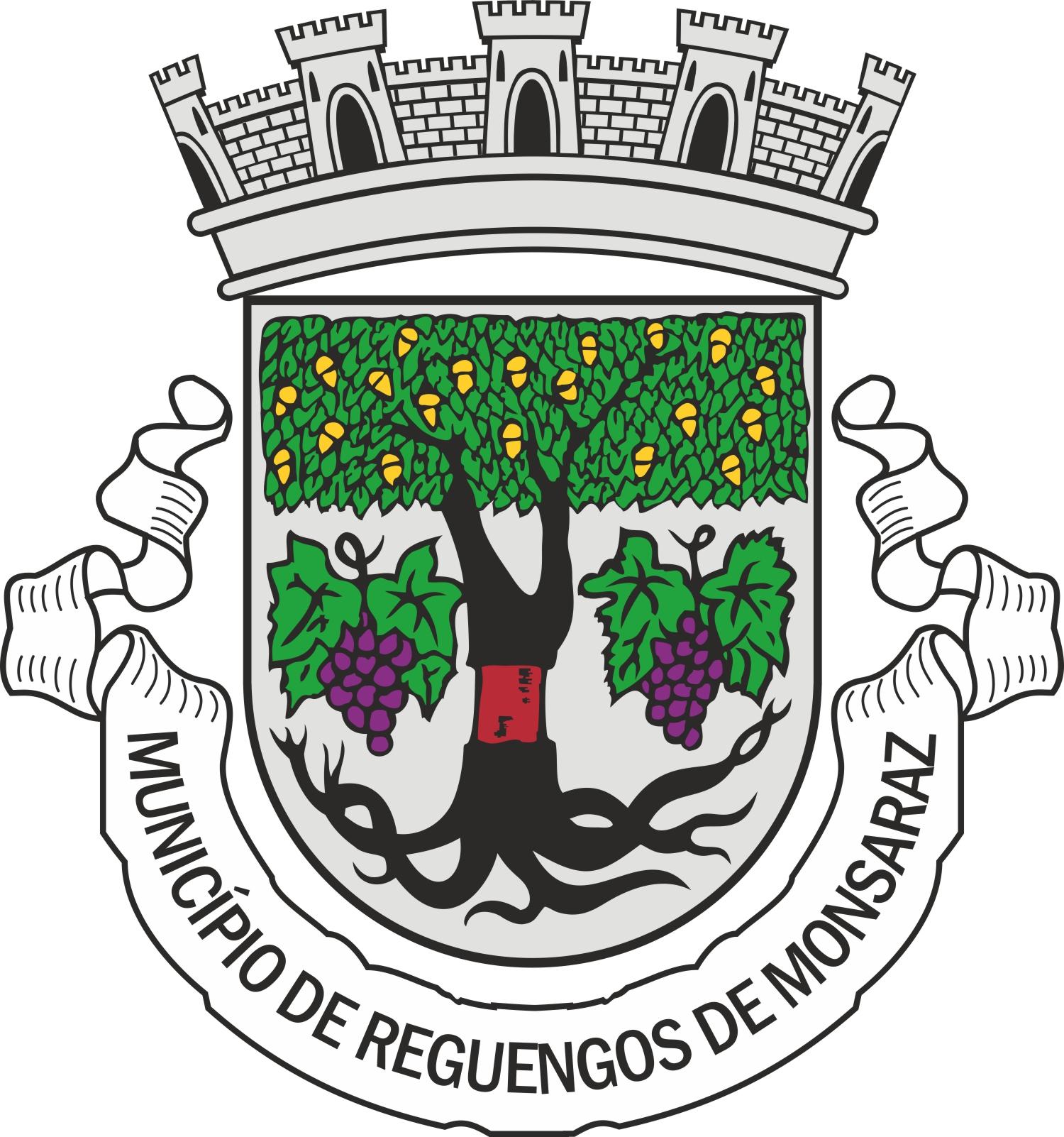 brasão do Município de Reguengos de Monsaraz