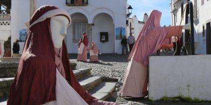 Presépio de Rua em Monsaraz