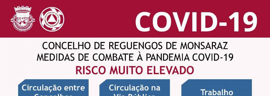 Medidas de combate à pandemia COVID-19