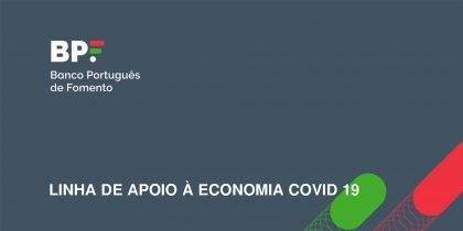 Linha de Apoio à economia Covid-19: Empresas da indústria, do turismo e montagem de eventos
