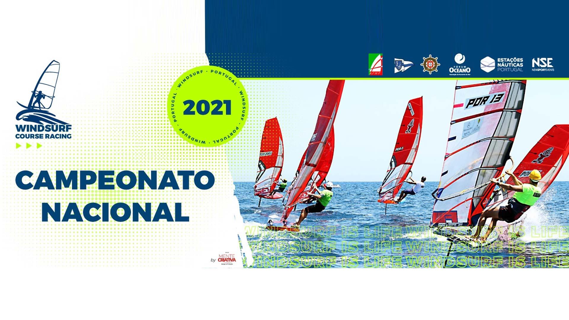 Nacional de Fórmula Windsurf 2021 arranca no Alqueva