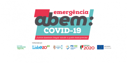 """""""Dê Troco a Quem Precisa"""" para a Emergência abem: COVID-19  nas farmácias aderentes do Distrito de Évora"""