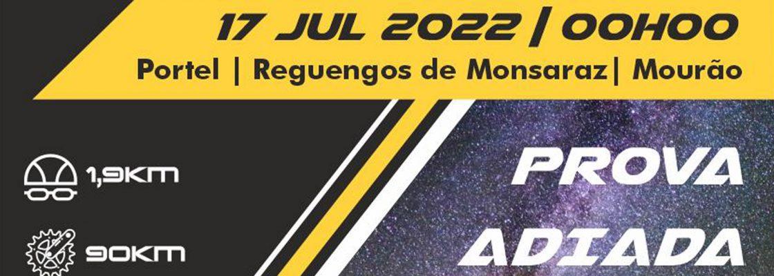 Prova de Triatlo Starman Portugal adiada para 2022
