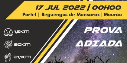 Starman Portugal Alentejo adiado para 17 de julho de 2022