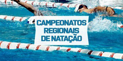 Campeonatos Regionais de Natação