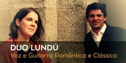 Festival Arte(s)em Palco: Duo Lundú